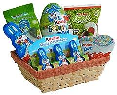 Idea Regalo - Regalo di Pasqua con Kinder Cioccolato (6 pezzi)