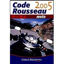 Code Rousseau moto 2005