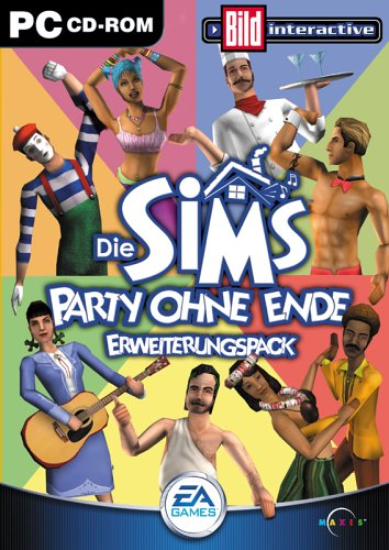 Electronic Arts GmbH Die Sims: Party ohne Ende (Add-On)