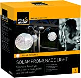 Cole & Bright Solar Promenade Light