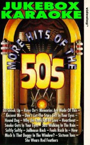 Juke Box Karaoke More 50s [VHS]