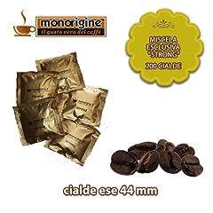 Idea Regalo - Caffè in 200 Cialde Compatibili Miscela esclusiva