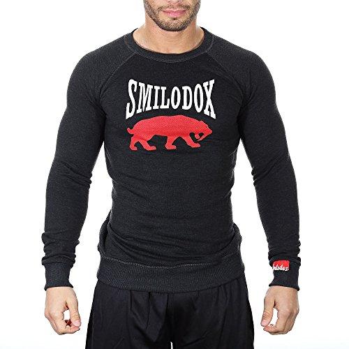 Smilodox Herren Sweatshirt