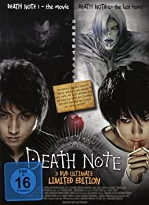 Death Note / Death Note: The Last Name (Ultimate Limited Edition) [Limited Edition] [3 DVDs]