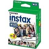 New Fujifilm Instax Wide Film Pack für 300210200100Instant Kamera (20Aufnahmen)