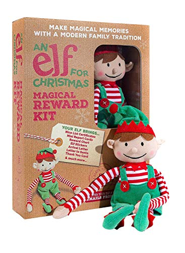 An Elf For Christmas da Elfo per Natale ELF001 Boy Magical ricompensa Kit