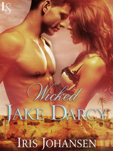 Buchseite und Rezensionen zu 'Wicked Jake Darcy: A Loveswept Classic Romance' von Iris Johansen