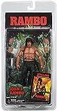 NECA - Rambo Part 2 & Rambo Survival, 18 cm Deluxe Figuren, 2er Set