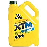 Bardahl 36263 Huile XTM 15W40 Minérale A3/B3 (VL) pas cher