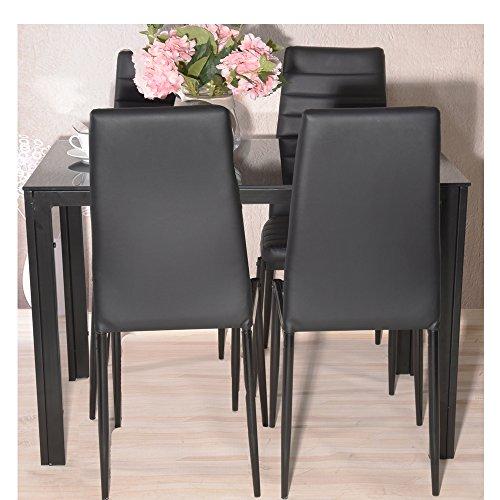 Ensembles pour salle manger int rieur maison for Chaise haut dossier salle a manger pour deco cuisine