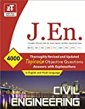 SSC JE: Civil Engineering - Topic Wise Objective Book