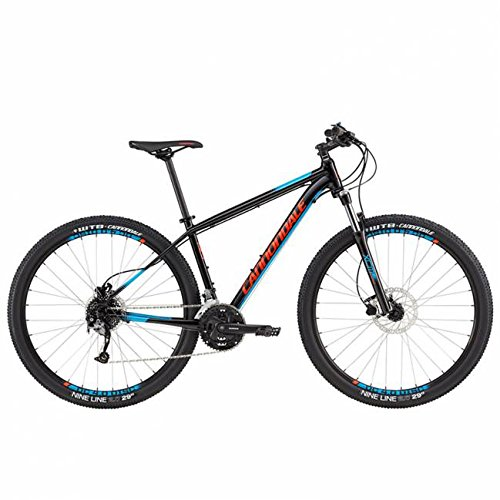CANNONDALE TRAIL 5 ACID RED