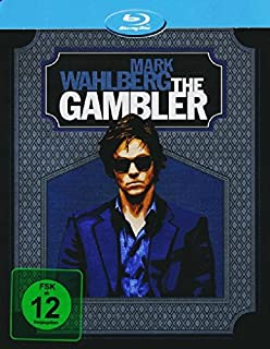 The Gambler - Steelbook [Blu-ray]