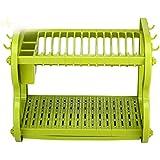 rack tazza con scarico rack Lavastoviglie Cucina rack I contenitori da cucina Stoviglie scolapiatti rack ciotola dell'acqua