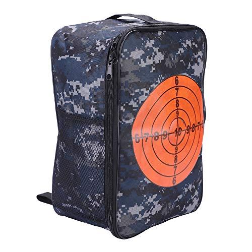 VGEBY1 Ziel Beutel Aufbewahrungstasche, Multifunktionale Bullet Aufbewahrungskoffer Leinwand Shooting Target Bag