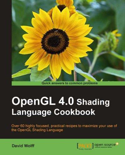 OpenGL 4.0 Shading Language Cookbook (English Edition)