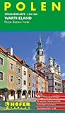 Höfer Straßenkarten, Polen, Wartheland -