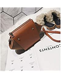 Famous Designer Brand Luxury Women Leather Handbags Quality Suede Nubuck Leather Clutch Color Brown