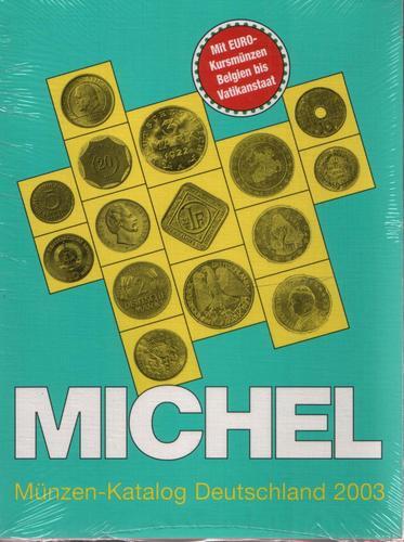 Michel Münzen-Katalog Deutschland 2003