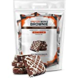 The Protein Works Brownies, 15 Piece(s)/Pack Chocolate Hazelnut