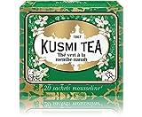 Kusmi Tea Spearmint green tea (20 Beutel, Packung)