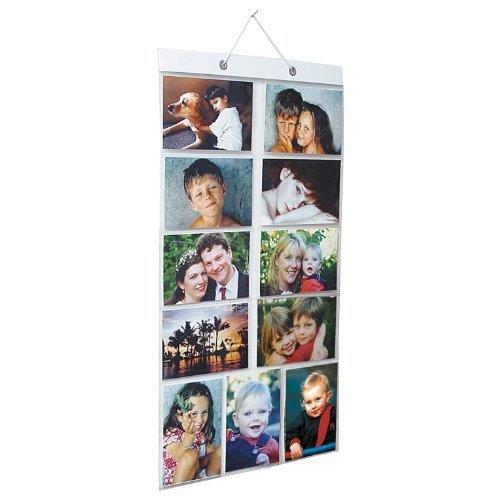 Picture Pocket PPF002 Taschen Medium C, Wohnung Hängen Fotogalerie, 11 Reversible Pocket Digital Photo Album