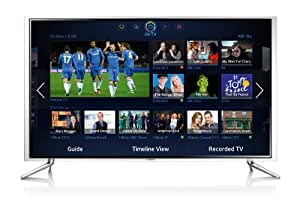 Samsung UE40F6800 40-inch Widescreen 1080p Full HD 3D Slim LED Smart Television with Dual Core Processor (2013 model) (discontinued by manufacturer)