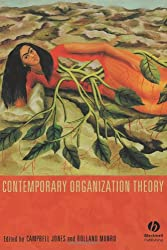 Contemporary Organization Theory (Sociological Review Monographs)