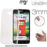 Mobility Gear MG-TPUS-SAI8190T Coque en TPU pour Samsung Galaxy S3 Mini I8190 Transparent