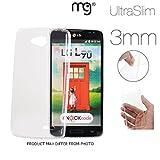Mobility Gear MG-TPUS-HT816T Coque en TPU pour HTC Desire 816 Transparent