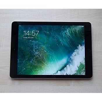 Apple 24.6cm iPad Air Wi-Fi 64GB grau/schwarz Notepad