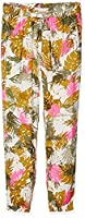United Colors of Benetton Girl's Trousers, Multicoloured (Khaki Multi), 7-8 Years (Manufacturer Size:Medium)