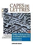 Best Capes - CAPES de Lettres - Épreuves écrites d'admissibilité Review