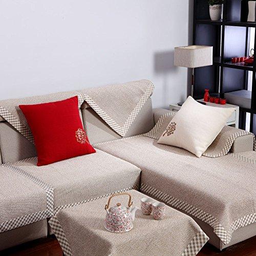 Pet-sofabezug,Couch-abdeckung für schnitt europ?ische Sofa Abdeckung Sofa protector Sessel hussen Couch protector Sofa sers für wohnzimmer- 90x240cm(35x94inch) (Pet Protector Schnitt)