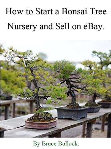 How to Start a Bonsai Tree Nursery and Sell on