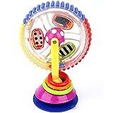 Coomir Baby-Windmühle, Modell fürs Spielzeug, drehbar, mit Saugnäpfen aus Kunststoff