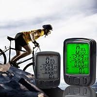 Valoxin(TM) Impermeabile Display LCD della bicicletta della