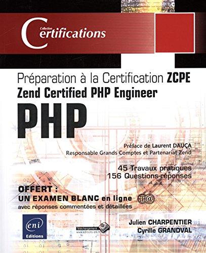 PHP 5.5 - Préparation à la certificati...