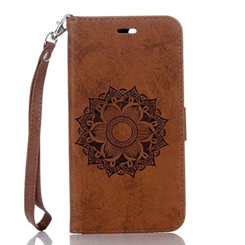 per-iphone-se-5-5s-custodia-marrone-cozy-hut-datura-fiori-flip-case-wallet-cover-con-strap-portafogl