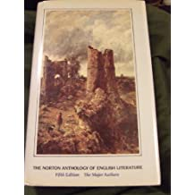 Norton Anthology of English Literature: Major Authors