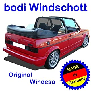 Bodi XL-Windschott für Cabrios mit Überrollbügel
