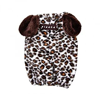 Puppia Earmuffs Winter Dog Leonard, M, Brown
