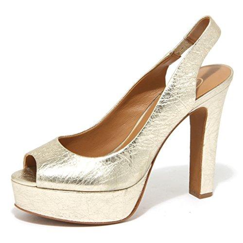 1880O sandalo ASH BYBLOS oro sandali donna sandal women [41]