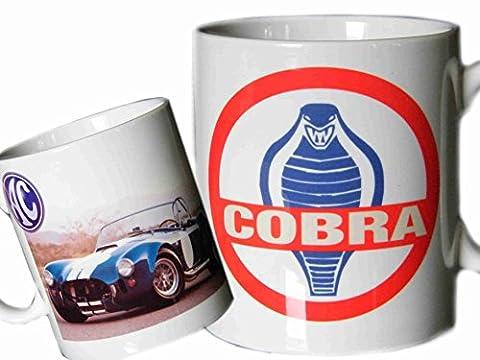 AC COBRA Tasse, AC Ace, DAX, Sumo, Pilgrim, Coque Shelby, Vallée, AK sportscars