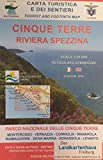 Ligurien Wanderkarte, Karte, Landkarte, Cinque Terre Blatt 506 ehemals 527, Ligurien, 1:25.000, Edition Multigraphic - Landkartenhaus