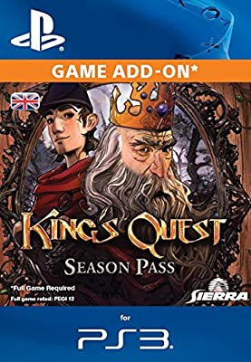 King's Quest: Season Pass [PS3 PSN Code - UK account] from ACTIVISION UK LTD