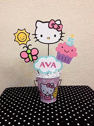 Aakriti Collections Hello Kitty center piece