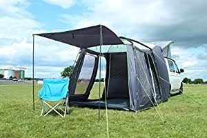 Outdoor Revolution Momentum Cayman Tailgate Driveaway Awning by Outdoor Revolution