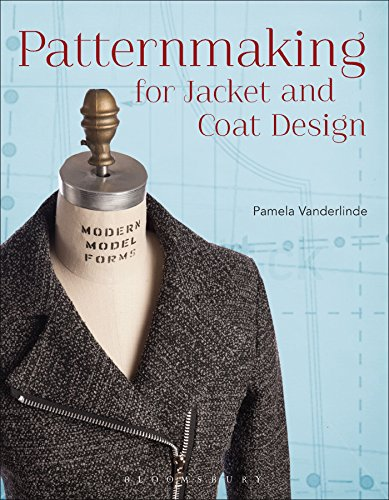 Patternmaking for Jacket and Coat Design (Required Reading Range) Serie Textile Jacket