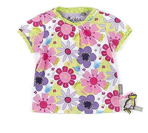 Sigikid Baby-Mädchen T-Shirt, Mehrfarbig (Mehrfarbig M), 86